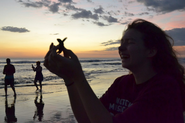 Yoga Eco Retreat at Isla Tortuga Turtle Sanctuary, Nicaragua