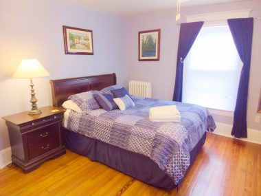 526 King George Ave SW – Light Filled Spacious Bedroom