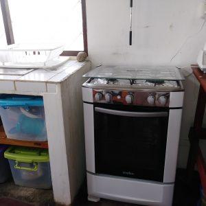 Brand new stove!
