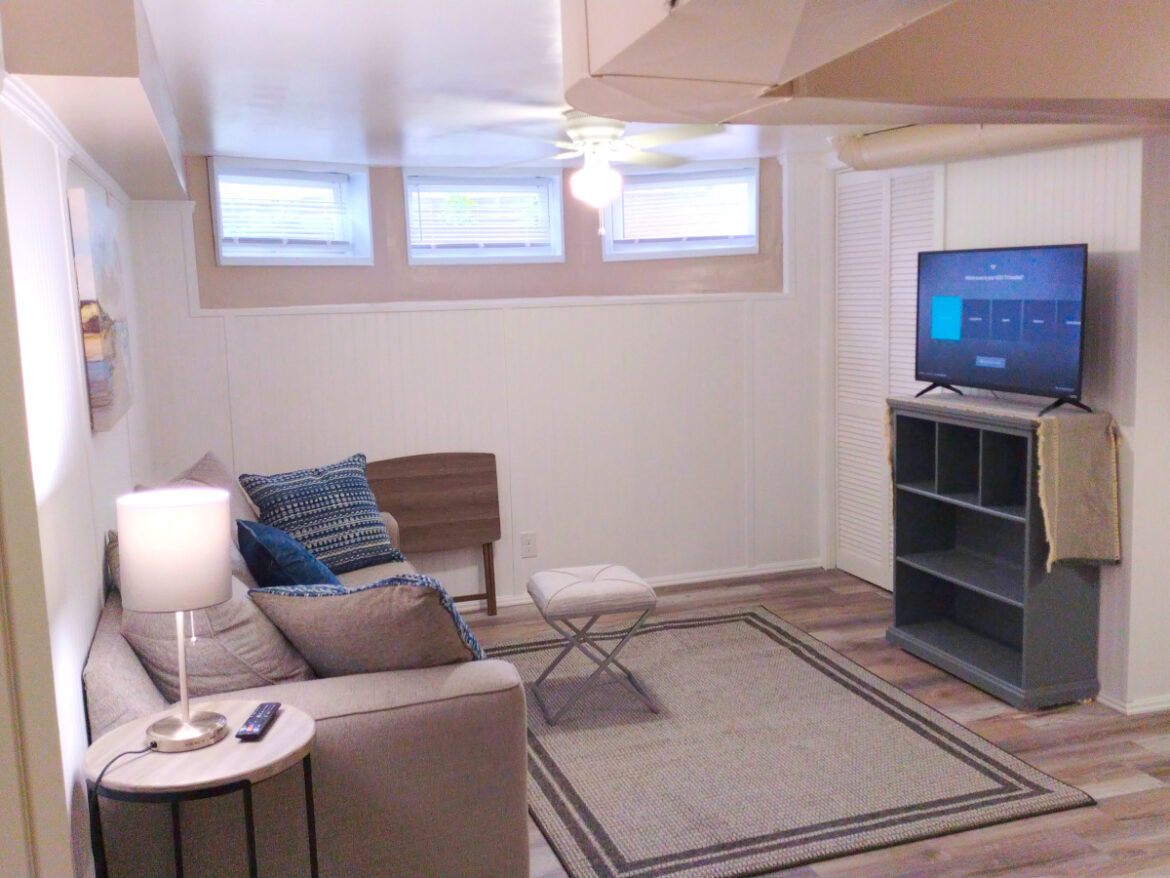 1302 Staunton Ave NW – Room w/Private Entrance & Living Room in Eco-House